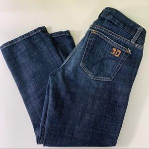 Joe's Jeans ankle 27 dark wash
